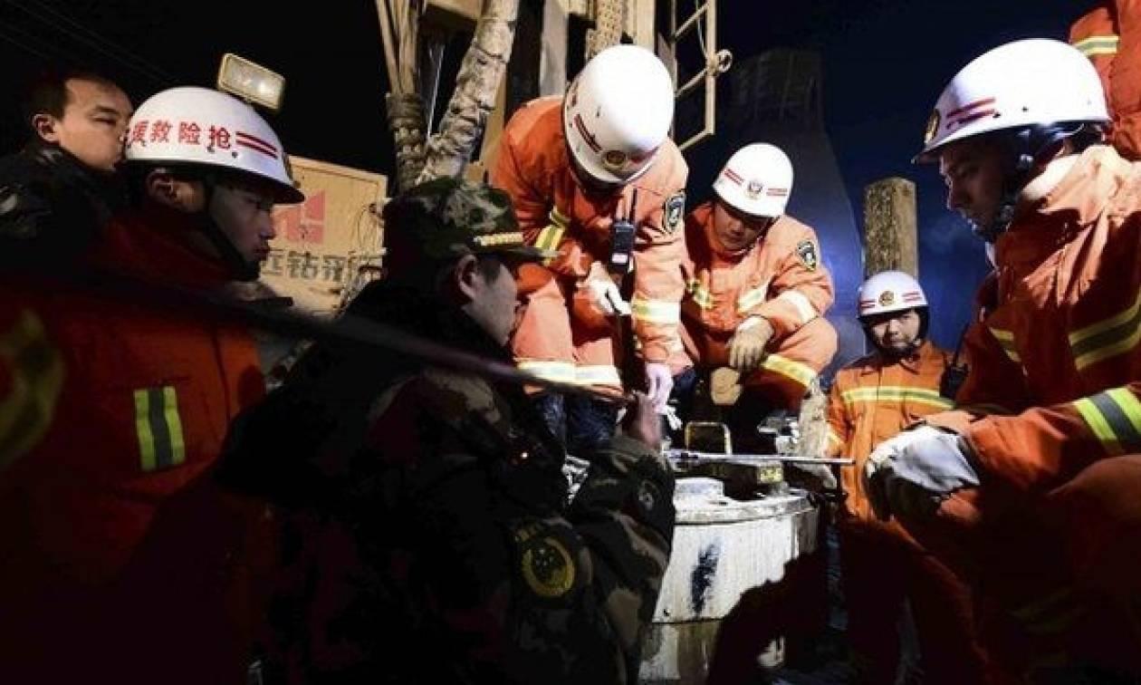 Κίνα: Τουλάχιστον πέντε νεκροί κι επτά παγιδευμένοι ανθρακωρύχοι από διαρροή αερίου
