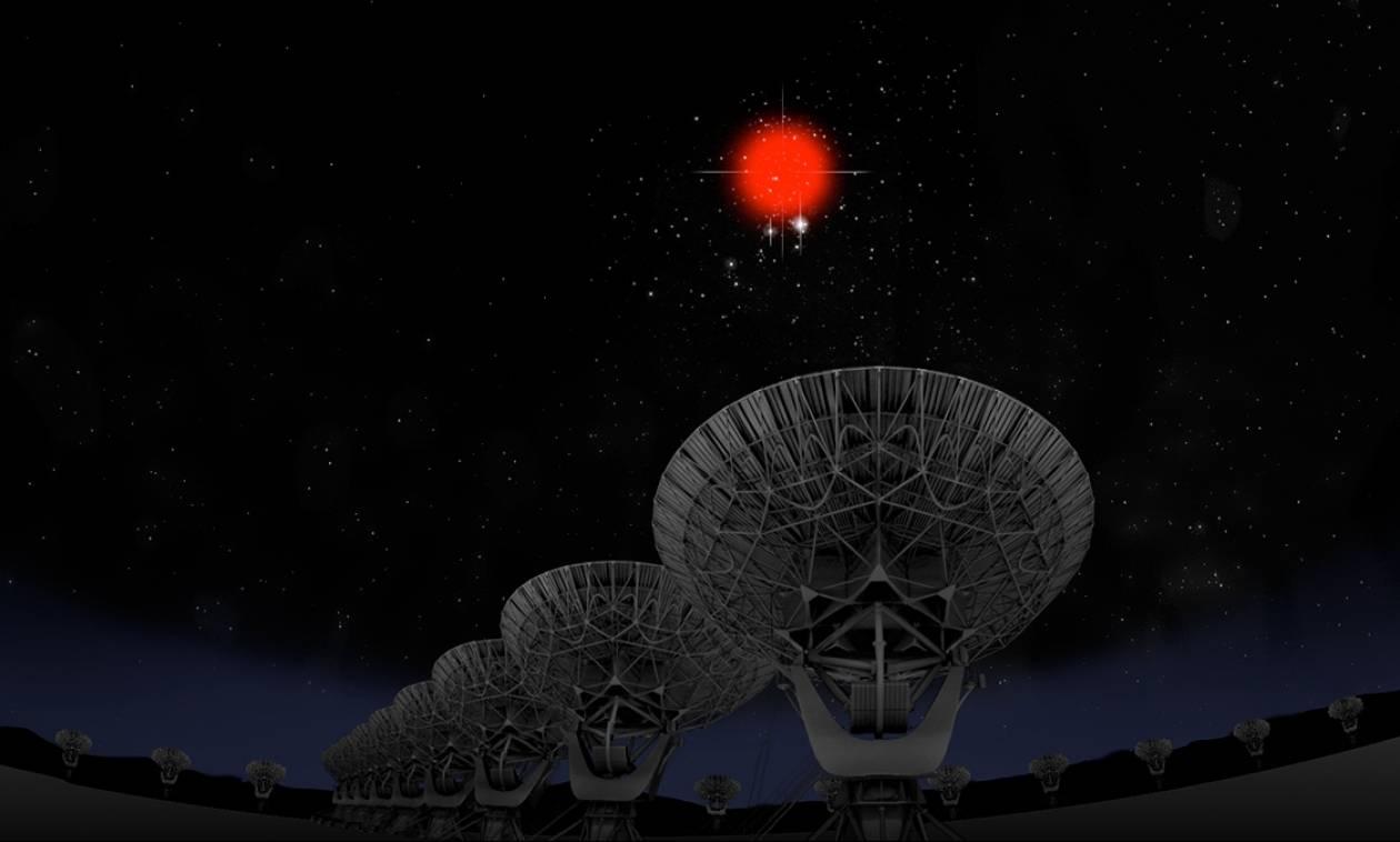 Μυστήριο με αινιγματική έκρηξη ραδιοκυμάτων σε μακρινό γαλαξία (Pic+Vid)