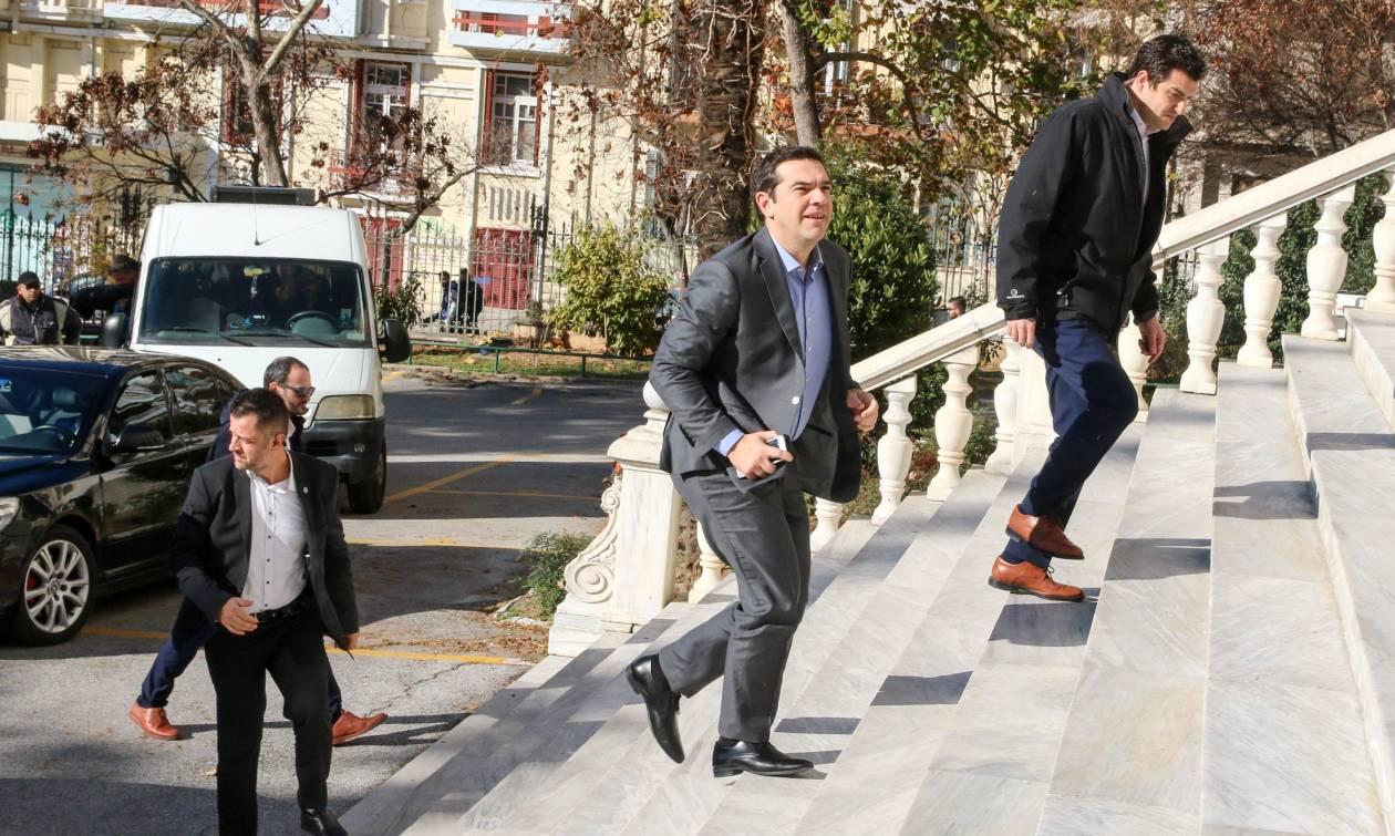 Στη Θεσσαλονίκη ο Τσίπρας: Με ποιους θα συναντηθεί