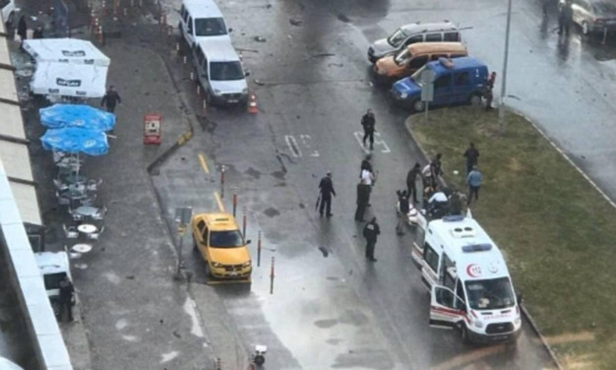 Νέο τρομοκρατικό χτύπημα στην Τουρκία - Τέσσερις νεκροί