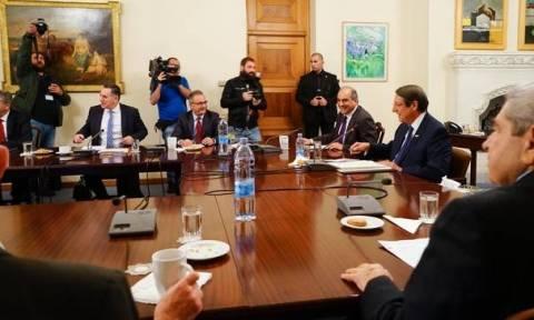 Κυπριακό: Όσα δήλωσαν οι πολιτικοί αρχηγοί για τη Γενεύη – Ποιοι πάνε και ποιοι μένουν (vid)
