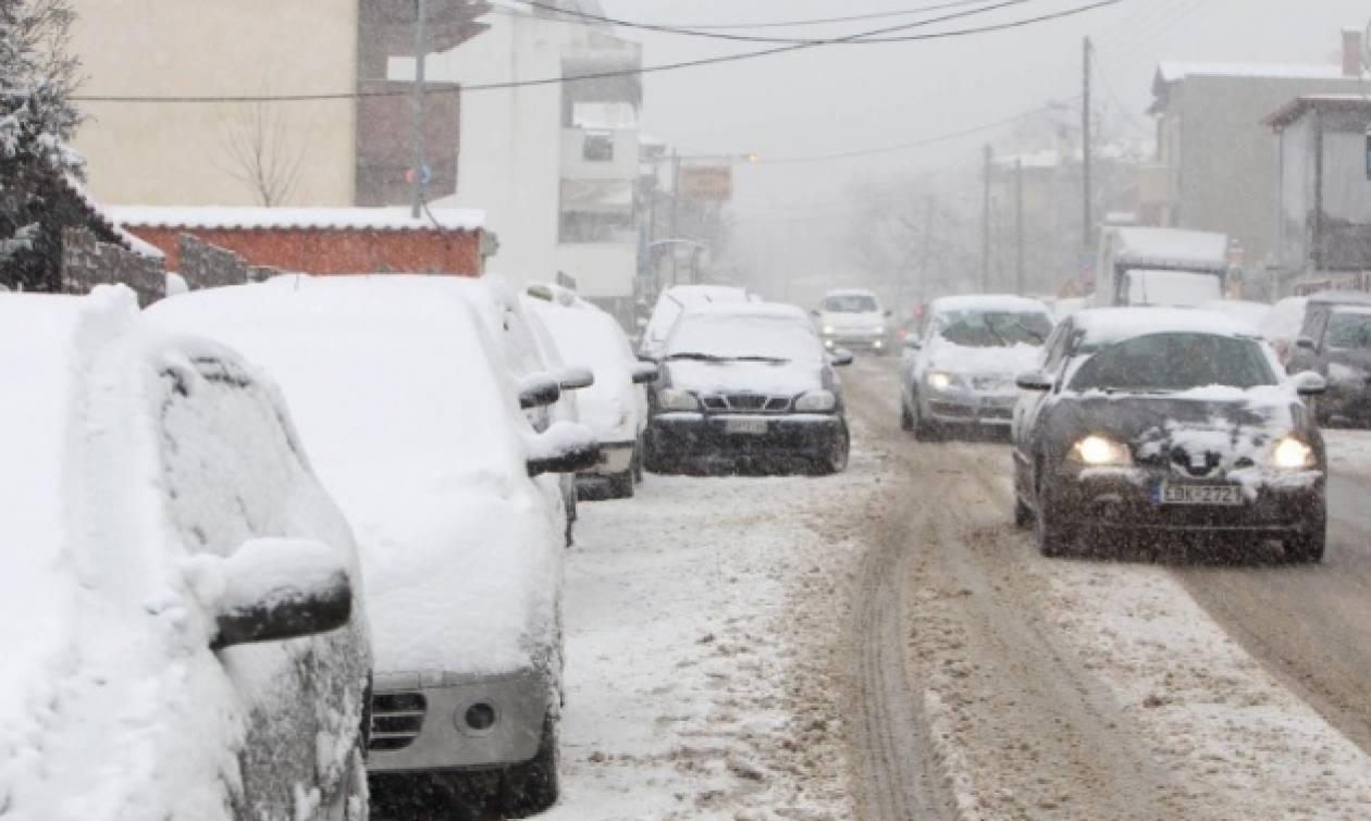 Καιρός: Ξεκίνησε η επέλαση του χιονιά «Αριάδνη» - Στην «κατάψυξη» Αθήνα και Θεσσαλονίκη