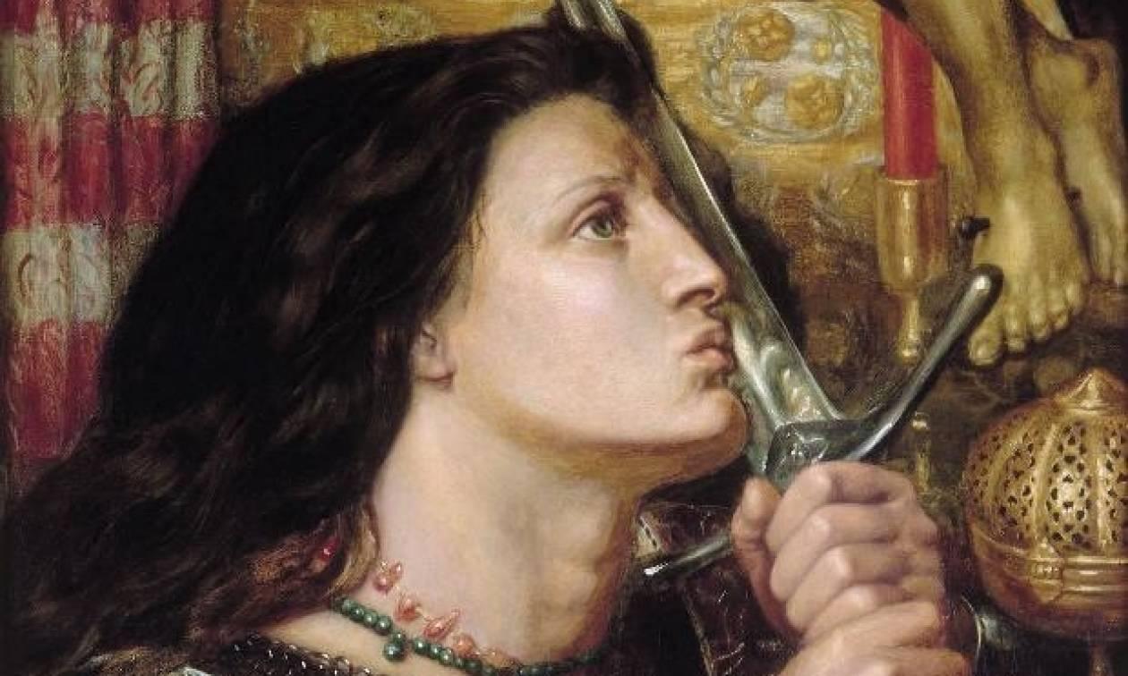 Σαν σήμερα το 1412 γεννιέται η εθνική ηρωίδα της Γαλλίας και Αγία της καθολικής εκκλησίας Ζαν Ντ' Αρ