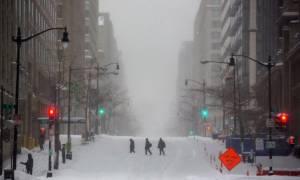 ΗΠΑ: Ακραία καιρικά φαινόμενα σαρώνουν τις δυτικές πολιτείες (video)