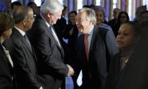 Ηνωμένα Έθνη: Οι συναντήσεις Γκουτιέρες με Τσαβούσογλου και Κοτζιά προετοιμάζουν τη Γενεύη