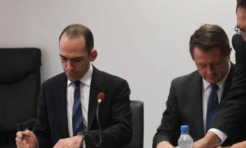 Ο Χάρης Γεωργιάδης συγχαίρει την Τράπεζα Κύπρου για την πλήρη εξόφληση του ELA