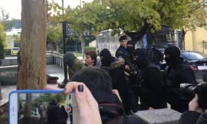 «Νέα τρομοκρατική οργάνωση είχαν συστήσει η Ρούπα και η 25χρονη»