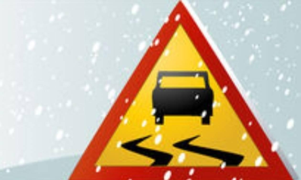 Έκτακτη προειδοποίηση του Σάκη Αρναούτογλου προς οδηγούς για τις χιονοπτώσεις: «Προσοχή» (Photo)