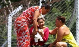 Νέα αιματηρή εξέγερση με 33 νεκρούς σε φυλακή της Βραζιλίας