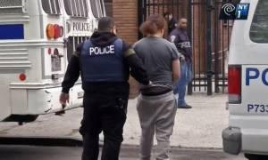 Αστυνομία Νέας Υόρκης:  Μείωση της εγκληματικότητας το 2016