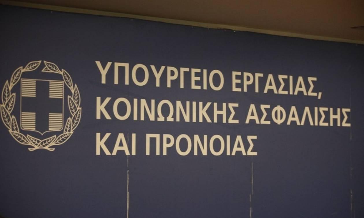 Σκληρή ανακοίνωση του υπουργείου Εργασίας: Η ΝΔ έχει πάρει διαζύγιο με την αλήθεια