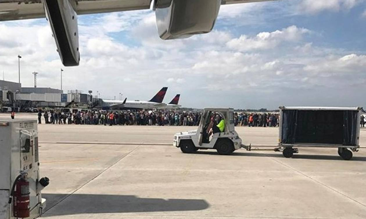 Επίθεση ενόπλου στο αεροδρόμιο της Φλόριντα: Πέντε νεκροί και 8 τραυματίες (photos&videos)