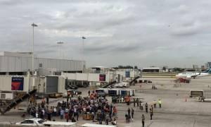 Συγκλονιστικά βίντεο από την επίθεση στο αεροδρόμιο της Φλόριντα