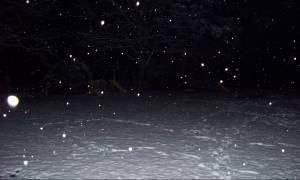 Καιρός ΤΩΡΑ: Χιονίζει στα ορεινά της Αττικής, προβλήματα στην κυκλοφορία