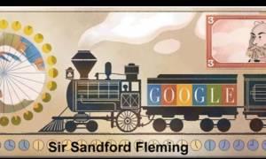 Σάντφορντ Φλέμινγκ: Όλα όσα πρέπει να γνωρίζετε για τον Σκωτσέζο μηχανικό
