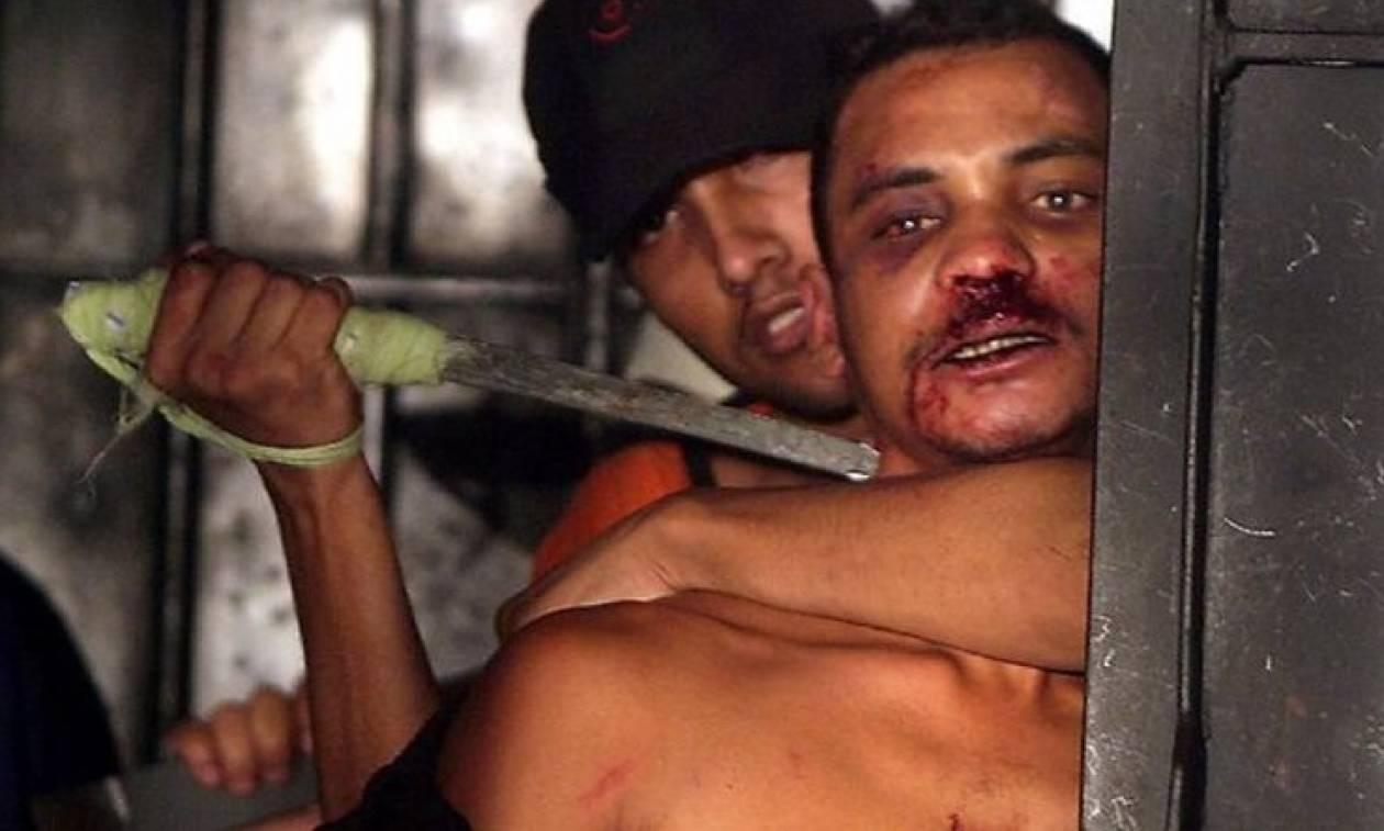 Σοκ σε φυλακή στην Βραζιλία: Αποκεφάλισαν και έβγαλαν τις καρδιές 31 συγκρατουμένων τους