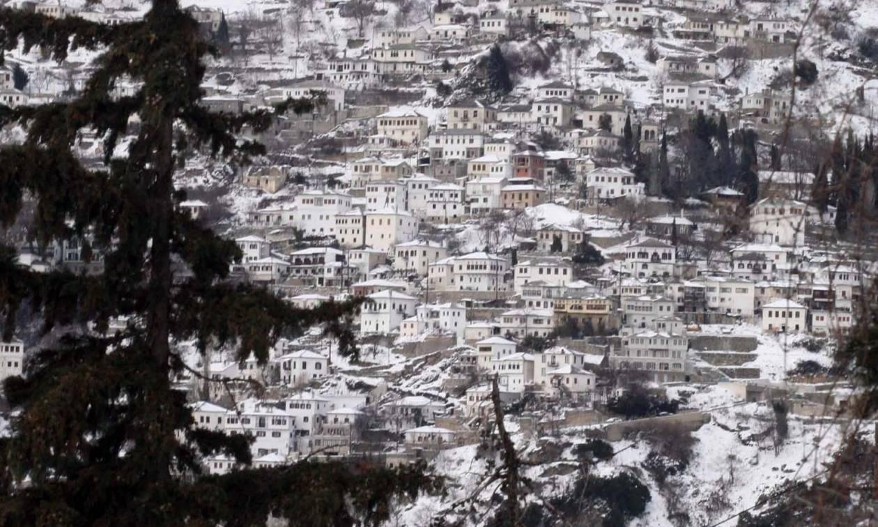 Κακοκαιρία LIVE: Δείτε σε ποιες περιοχές της Ελλάδας σημειώθηκαν οι χαμηλότερες θερμοκρασίες