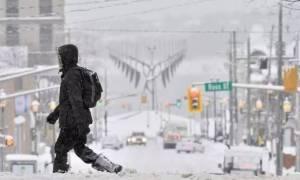 Καιρός Live - Kύμα ψύχους: Τουλάχιστον 20 οι νεκροί από τις πολικές θερμοκρασίες