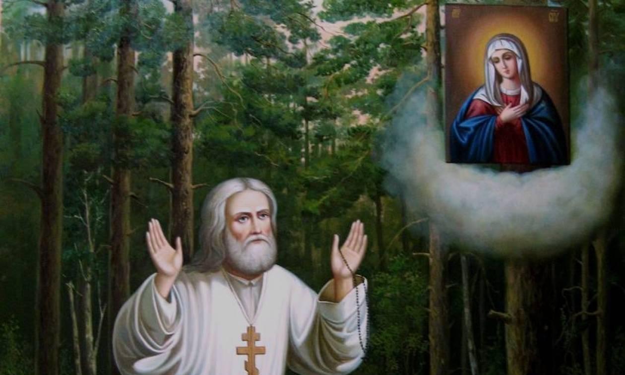Προφητεία-Ρωσία: Επανεµφάνιση του Αγ.Σεραφείµ του Σαρώφ πριν το τέλος του κόσµου....
