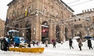 Κακοκαιρία - Ιταλία: Οκτώ νεκροί από το σφοδρό κύμα ψύχους