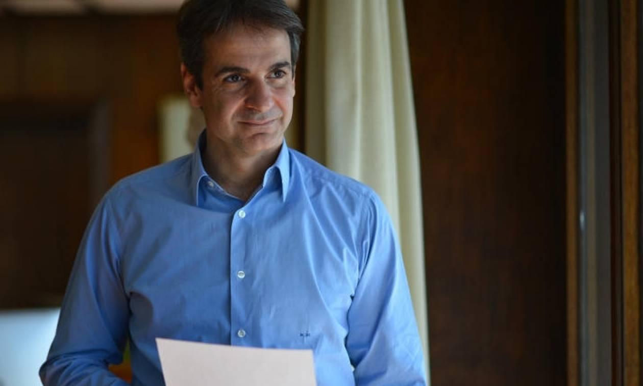 Μητσοτάκης: Η Ευρώπη θρηνεί την απώλεια του Μάριο Σοάρες