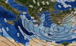 Καιρός LIVE: Πού χιονίζει τώρα – Πολικές θερμοκρασίες και στην Αθήνα