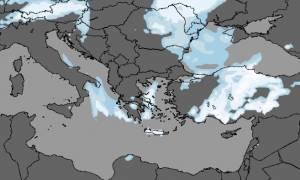 Καιρός LIVE: Πού χιονίζει τώρα – Πολικές θερμοκρασίες σε όλη τη χώρα