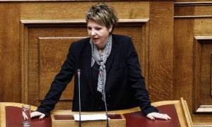 Γεροβασίλη: Στη Βουλή το θέμα των προσλήψεων
