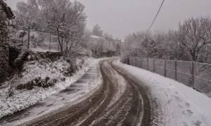 Κακοκαιρία: Επιχείρηση διάσωσης για 8 εγκλωβισμένους στα ορεινά του Πλωμαρίου