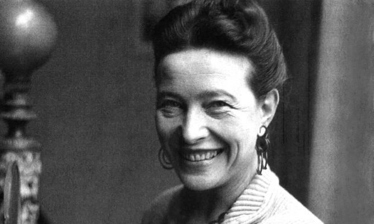 Σαν σήμερα το 1908 γεννήθηκε η γαλλίδα συγγραφέας Σιμόν ντε Μποβουάρ