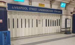 Χάος στο Λονδίνο: Χωρίς μετρό η πρωτεύουσα της Βρετανίας