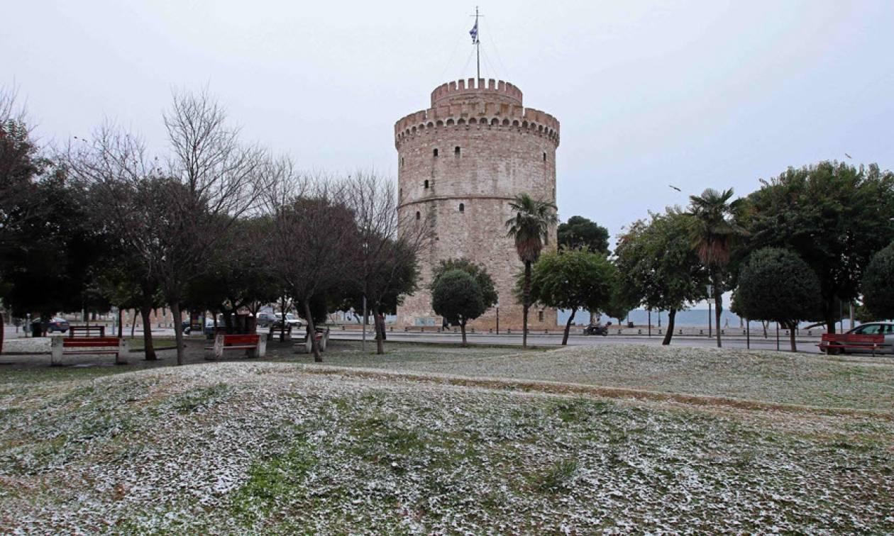 Καιρός: Κλειστά τα σχολεία τη Δευτέρα (9/1) στη Θεσσαλονίκη λόγω του ψύχους