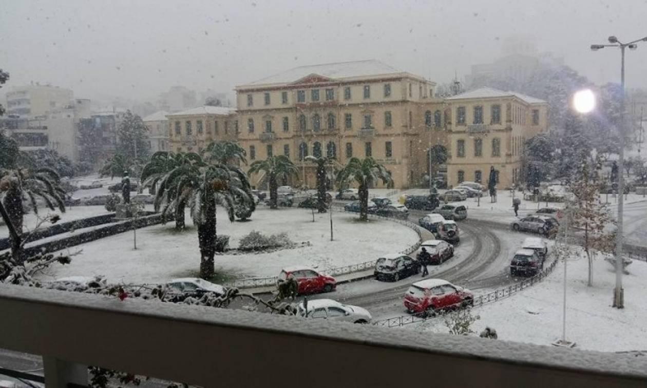 Καιρός: Κλειστά τα σχολεία τη Δευτέρα (9/1) στα Χανιά - Δείτε την κατάσταση στους δρόμους της Κρήτης