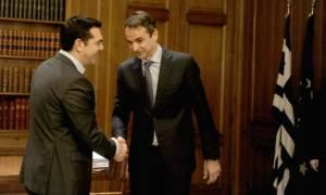 Κυπριακό LIVE Blog: Κρίσιμα τετ-α-τετ Τσίπρα με τους πολιτικούς αρχηγούς λίγο πριν τη Γενεύη