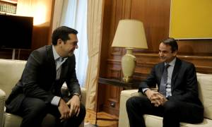 Κυπριακό: Τι ζήτησε ο Κυριάκος Μητσοτάκης από τον Αλέξη Τσίπρα