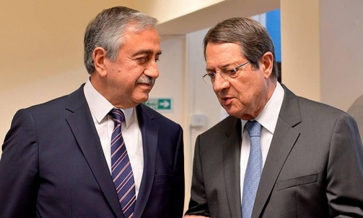 Κυπριακό: «Πρεμιέρα» στις διαπραγματεύσεις Αναστασιάδη - Ακιντζί στη Γενεύη