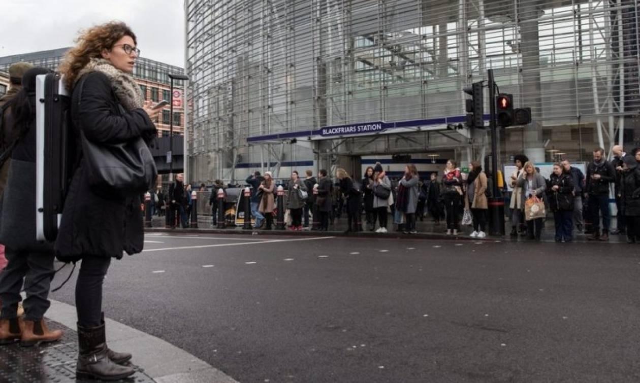 Λονδίνο: Απεργία στο μετρό - Ταλαιπωρία για εκατομμύρια πολίτες