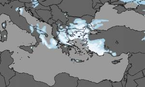 Καιρός ΤΩΡΑ - Η πρόγνωση της ΕΜΥ: Πού θα χιονίσει μέχρι την Τετάρτη