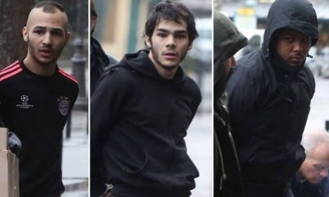 Αυτοί είναι οι ληστές που έκλεψαν την Κim Kardashian στο Παρίσι - Τουλάχιστον 17 συλλήψεις