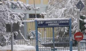 Καιρός - Προσοχή: Κλειστά την Τρίτη (10/1) όλα τα σχολεία της Αττικής
