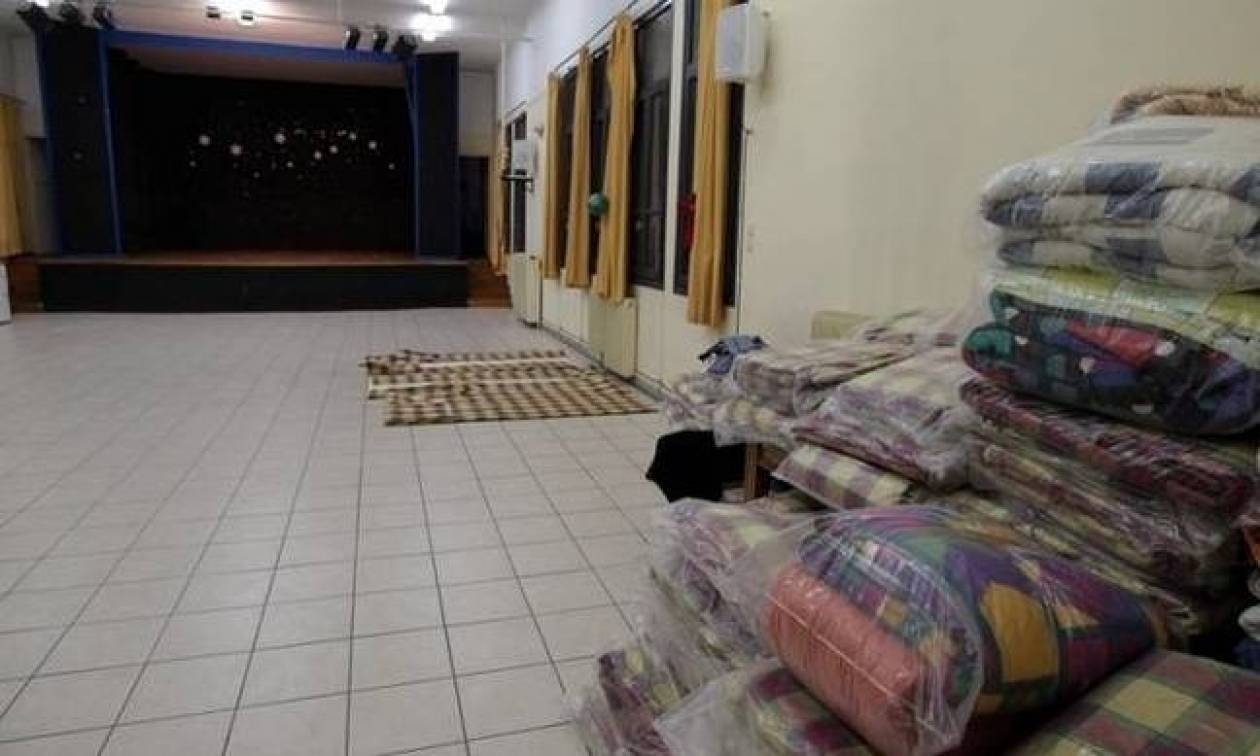 Καιρός: Αυτοί είναι οι θερμαινόμενοι χώροι για τους άστεγους