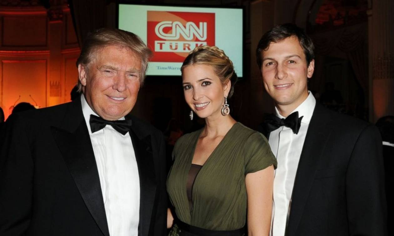 ΗΠΑ: Ο γαμπρός του Τραμπ ανώτατος «σύμβουλος» στον Λευκό Οίκο (Vids)