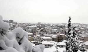 Καιρός: Συνεχίζεται η κακοκαιρία με ισχυρές χιονοπτώσεις, πολικό ψύχος και παγετό (pics)