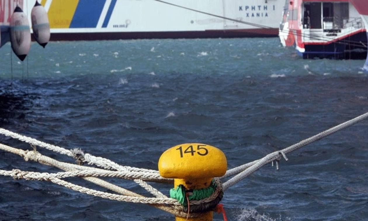 Καιρός ΤΩΡΑ - Προβλήματα στα δρομολόγια των πλοίων: Σε ποια λιμάνια είναι δεμένα τα πλοία