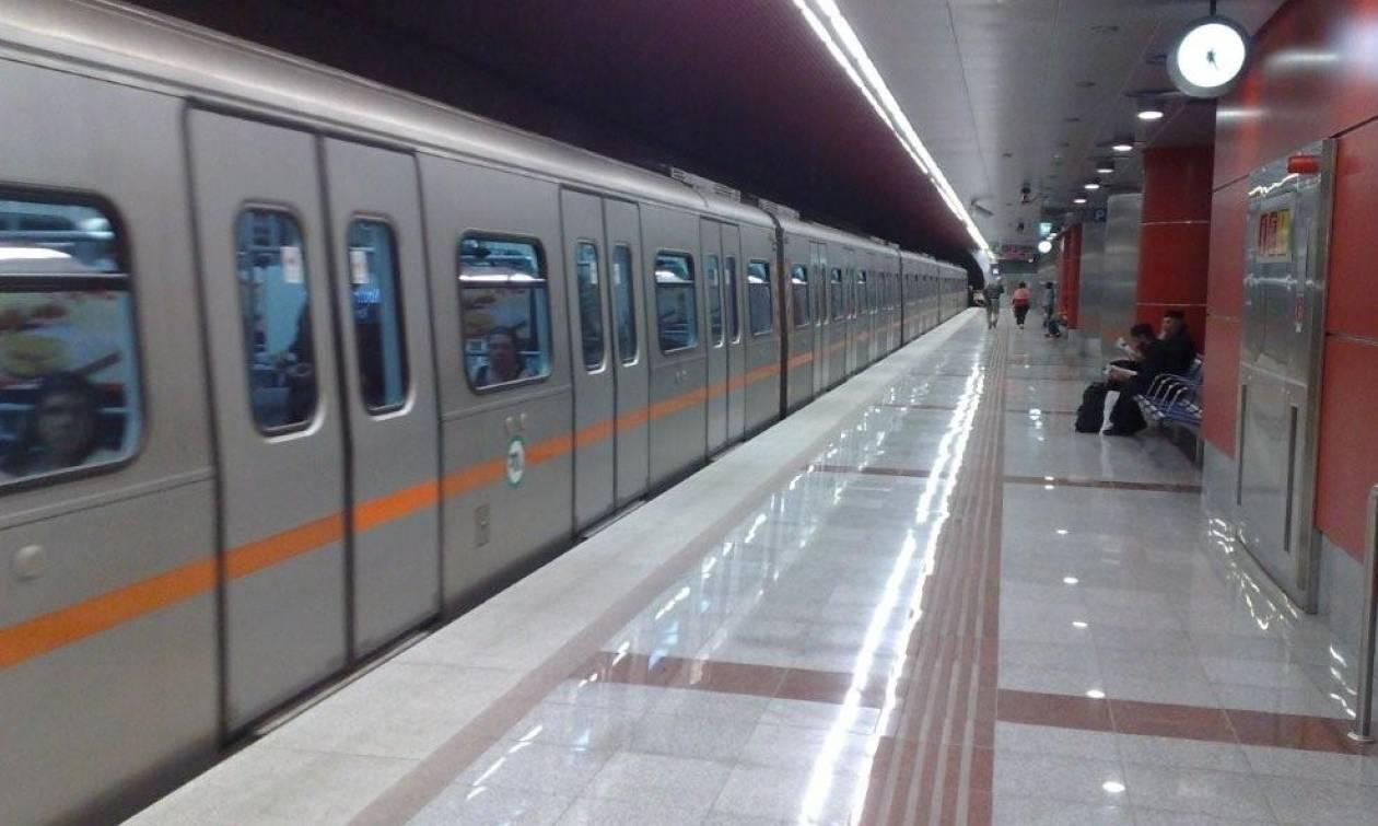 Χιόνια στην Αθήνα - Ποιοι σταθμοί του Μετρό θα είναι ανοιχτοί κατά τη διάρκεια της νύχτας