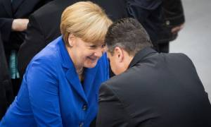 Γερμανικός εμφύλιος: Ο Ζίγκμαρ Γκάμπριελ αντίπαλος της Άνγκελας Μέρκελ για την καγκελαρία