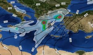 Ο χιονιάς σαρώνει τη βόρεια Ελλάδα - Νέα επιδείνωση τις επόμενες ώρες