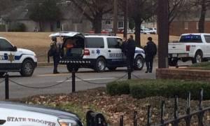 Συναγερμός στις ΗΠΑ: Κατάσταση ομηρίας σε τράπεζα της Αλαμπάμα