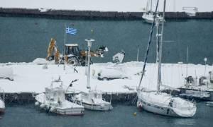 Καιρός ΤΩΡΑ: Γενικό μπλακ άουτ σε Σκόπελο και Αλόννησο - Δραματική η κατάσταση (vid)