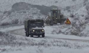 Στρατιωτική θητεία: Τι θα γίνει με τους φαντάρους που εγκλωβίστηκαν στα χιόνια